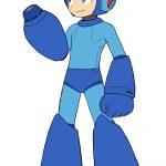 Mega Man 11 Character Art 1