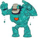Mega Man 11 Character Art 2