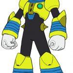 Mega Man 11 Character Art 4