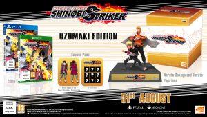 Naruto to Boruto Shinobi Uzumaki Edition