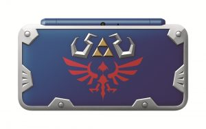 New 2DS XL Hylian Shield Edition Image 2