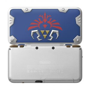 New 2DS XL Hylian Shield Edition Image 3