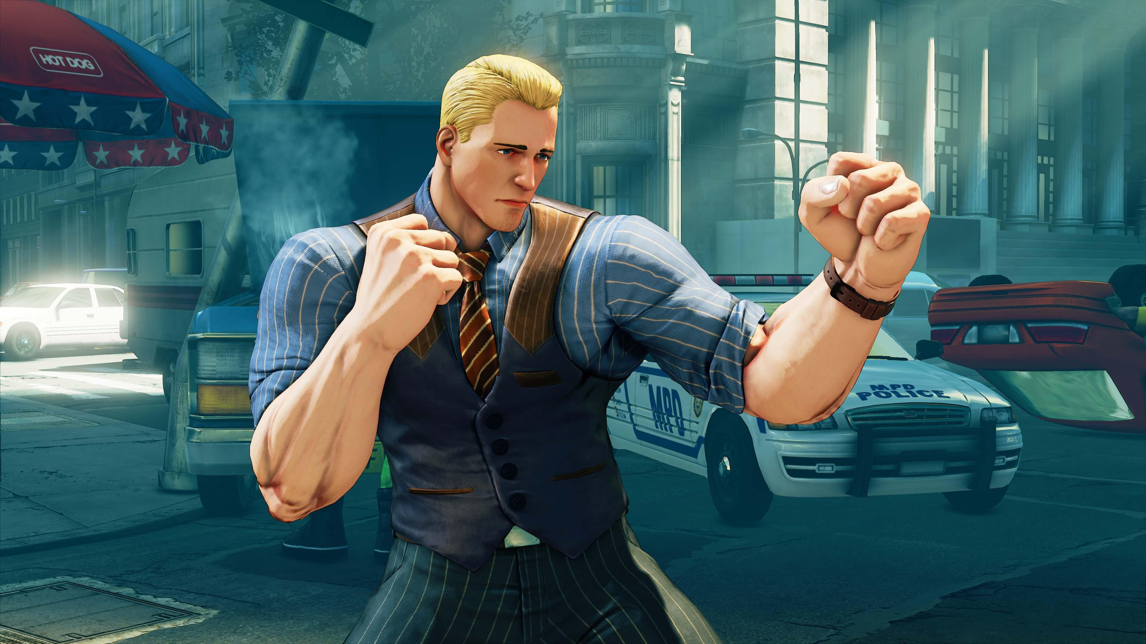 Street Fighter V Arcade Edition Cody Screen 7