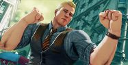 Street Fighter V Cody Banner
