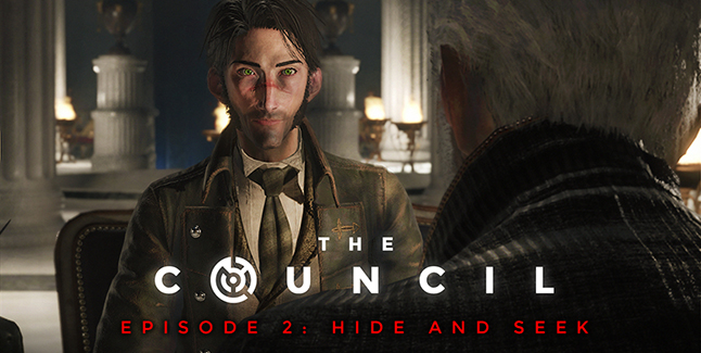 The Council Episode 2 Banner
