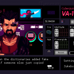 VA-11-HALL-A Cyberpunk Bartender Action Screen 11