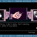 VA-11-HALL-A Cyberpunk Bartender Action Screen 13