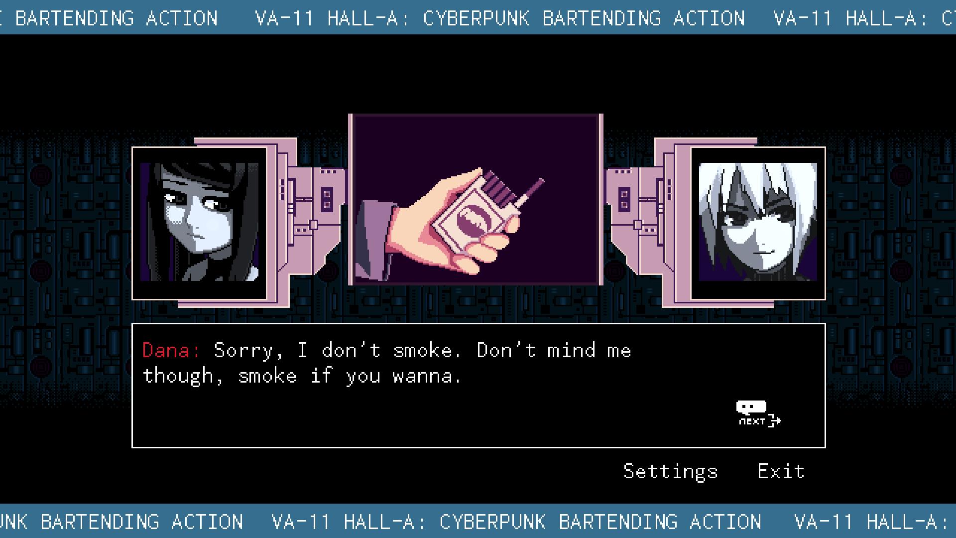 Va 11 Hall A Cyberpunk Bartender Action Screen 13