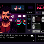 VA-11-HALL-A Cyberpunk Bartender Action Screen 3