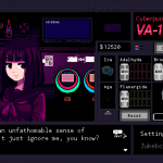 VA-11-HALL-A Cyberpunk Bartender Action Screen 4
