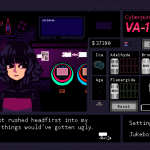 VA-11-HALL-A Cyberpunk Bartender Action Screen 8