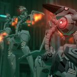 Zone of the Enders The 2nd Runner MARS Screen 1