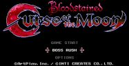 Bloodstained: Curse of the Moon Cheats