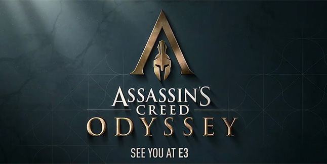 Assassin's Creed Odyssey E3 2018 Banner