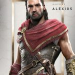 Assassins Creed Odyssey Alexios Render