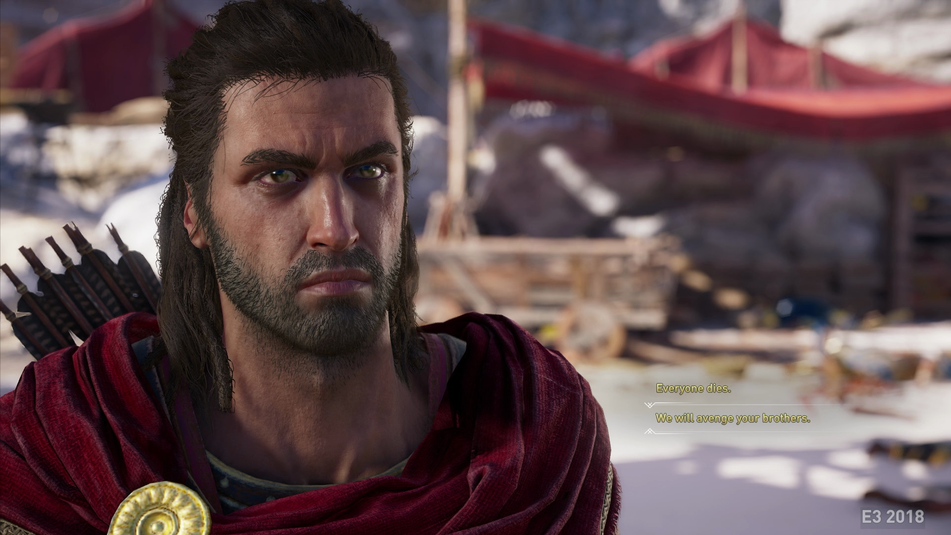 Assassins Creed Odyssey Leak 1