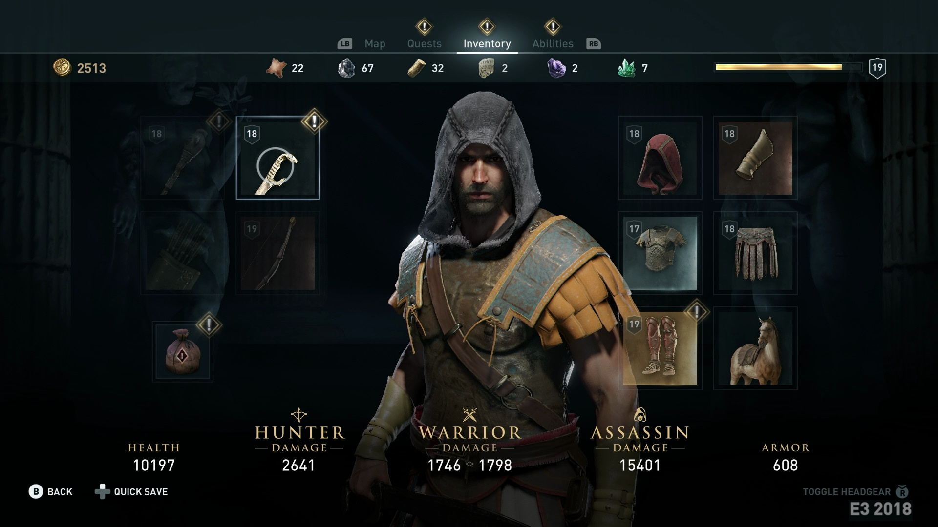 Assassins Creed Odyssey Leak 8