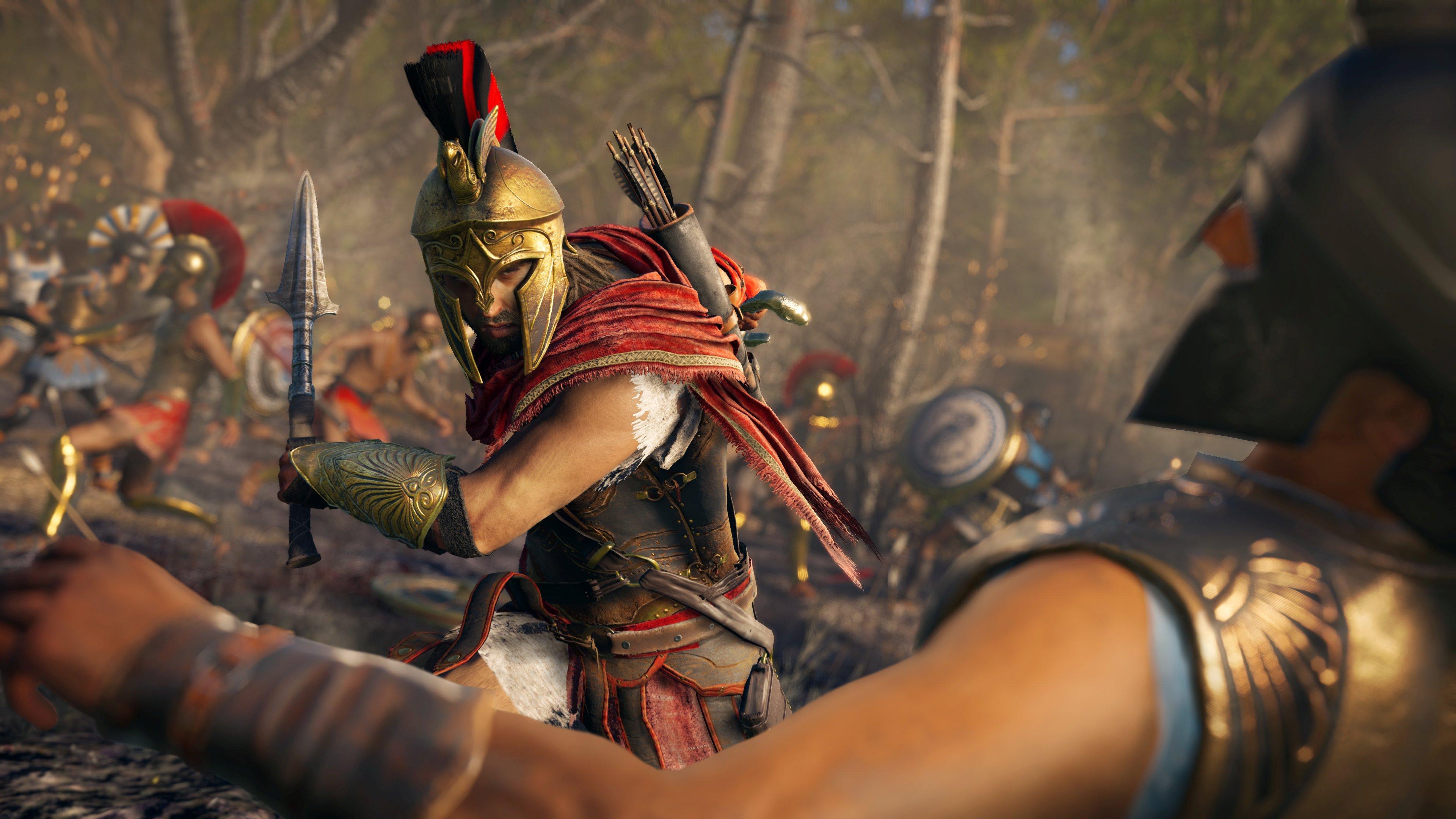 Assassins Creed Odyssey Screen 1