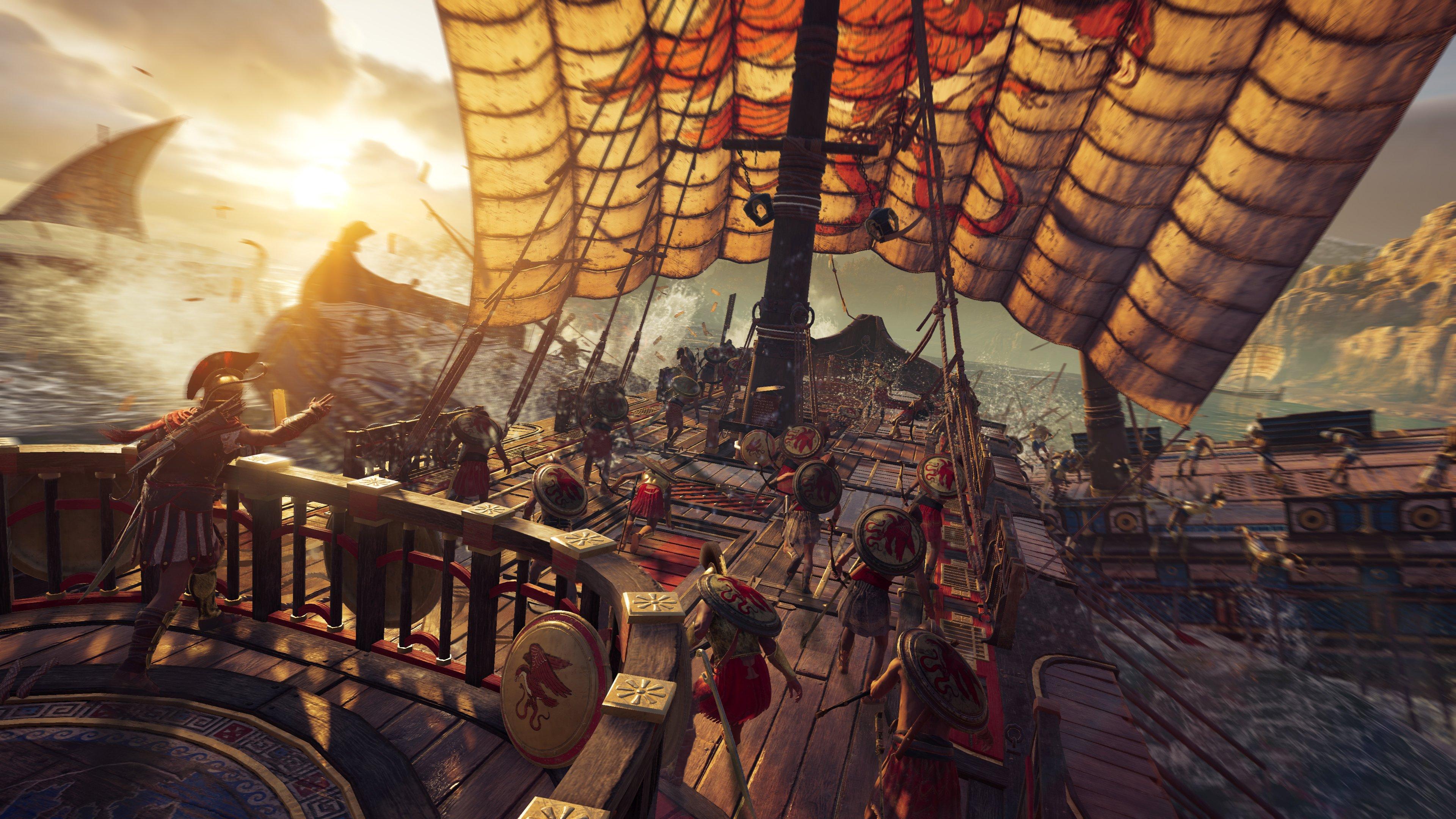 Assassins Creed Odyssey Screen 3