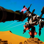 Daemon X Machina Screen 21