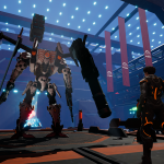 Daemon X Machina Screen 23