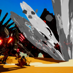 Daemon X Machina Screen 8