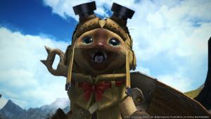 Final Fantasy XIV x Monster Hunter World Collaboration Screen 2