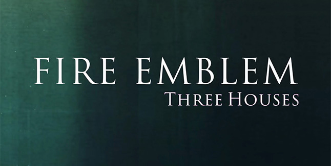 Fire Emblem Three Houses Banner