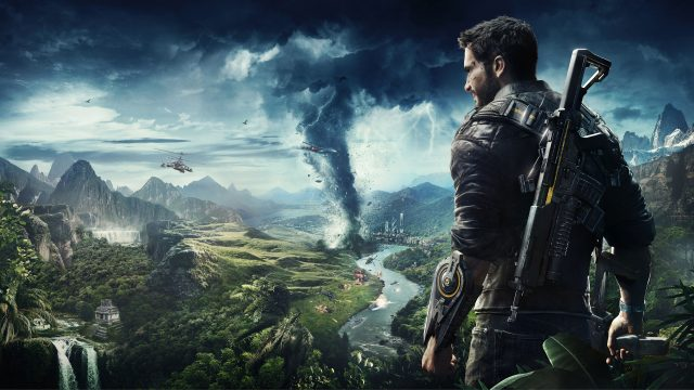 Just Cause 4 Key Art