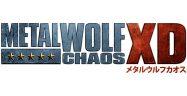 Metal Wolf Chaos XD Logo