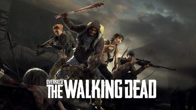 Overkill's The Walking Dead Key Visual