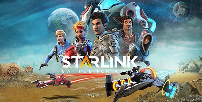 Starlink Battle for Atlas Key Visual