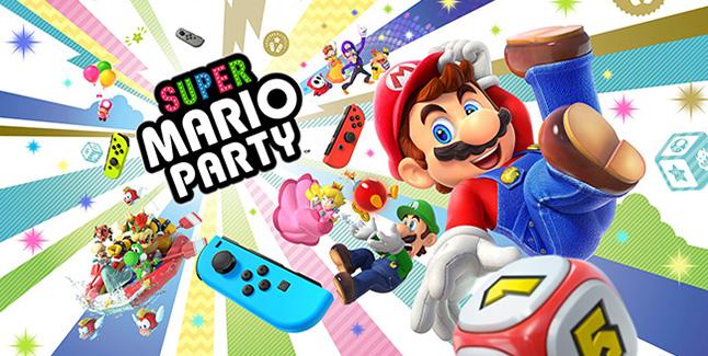 Super Mario Party Key Visual