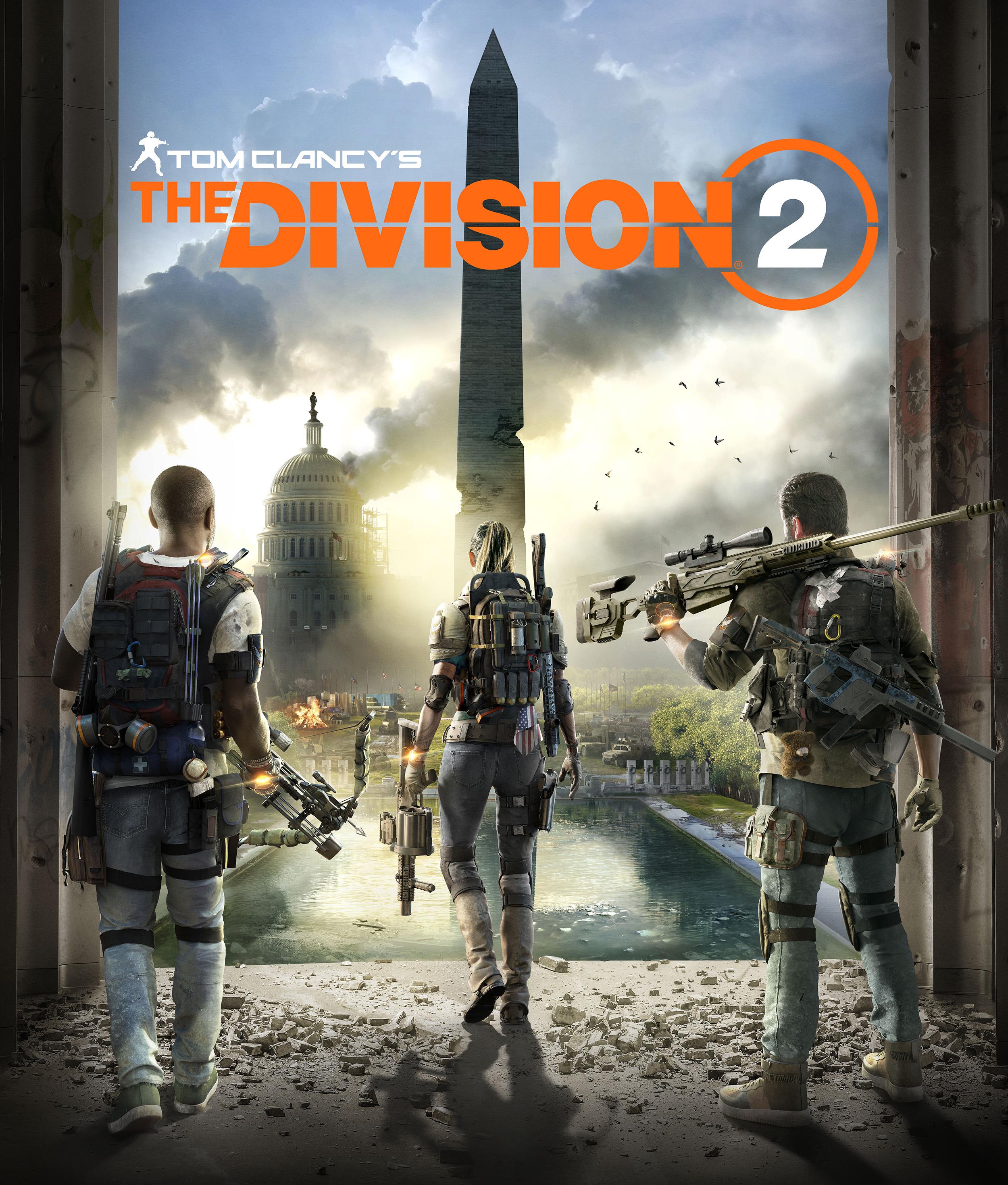 The Division 2 Key Art