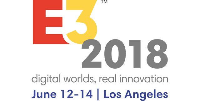 E3 2018 Dates