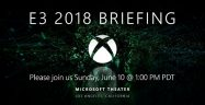 E3 2018 Microsoft Press Conference Roundup