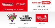 """E3 2018 Nintendo Treehouse """"Press Conference"""" Roundup"""