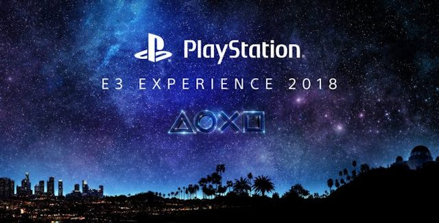E3 2018 Sony Press Conference Roundup
