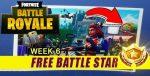Fortnite Season 4 Week 6 Challenges