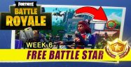 Fortnite Season 4 Week 6 Challenges
