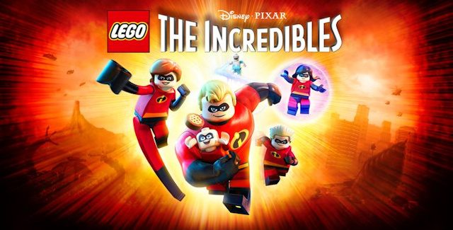 Lego The Incredibles Walkthrough