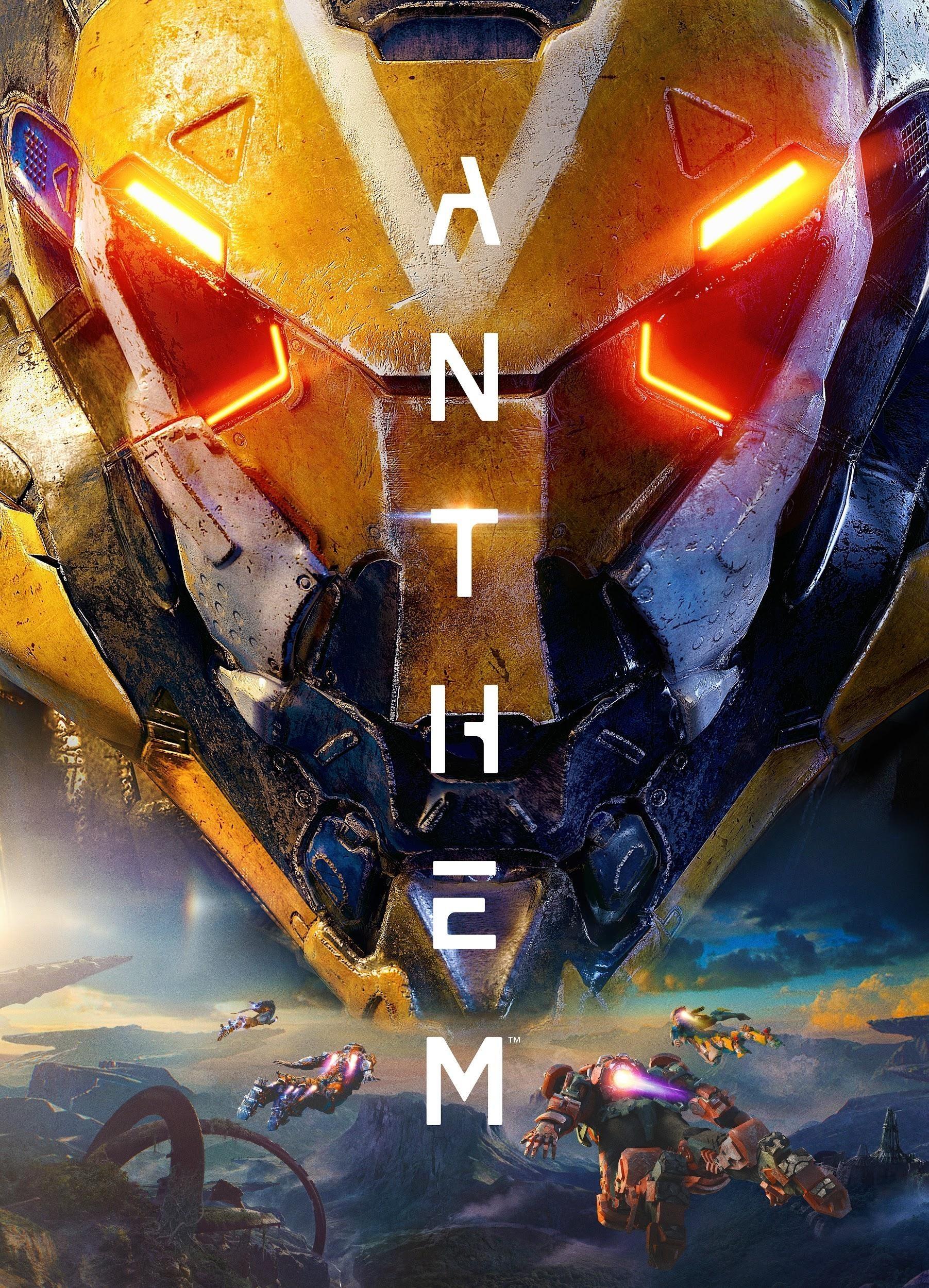 Anthem Key Visual