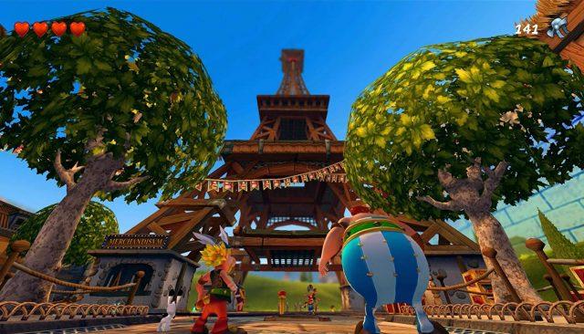 Asterix & Obelix XXL 2 Remaster Screen