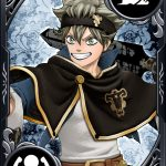 Black Clover Quartet Knights Grimoire Card 6