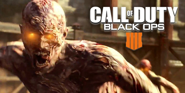 Call of Duty Black Ops 4 Zombies Banner