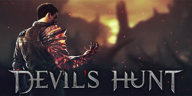 Devil's Hunt Banner