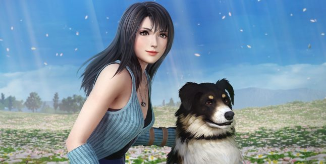 Dissidia Final Fantasy NT Rinoa Screen 1