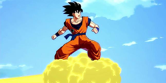 Dragon Ball FighterZ Base Goku Banner