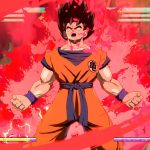 Dragon Ball FighterZ Base Goku and Base Vegeta Screen 2