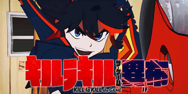 Kill la Kill the Game IF Banner
